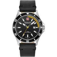 Relojes & Joyas Hombre Relojes analógicos Swiss Military By Chrono 06-4161.2.04.007.20, Quartz, 42mm, 10ATM Plata