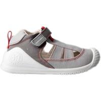 Zapatos Niño Sandalias Biomecanics 212222 SANDALIAS NIÑOS LONA