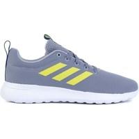 Zapatos Niños Zapatillas bajas adidas Originals Lite Racer Cln K Grises