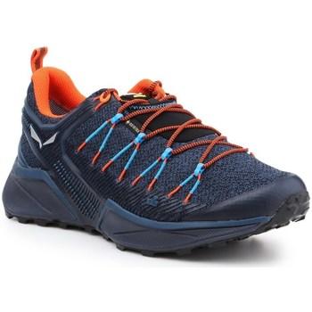 Zapatos Hombre Zapatillas bajas Salewa MS Dropline Gtx Azul marino