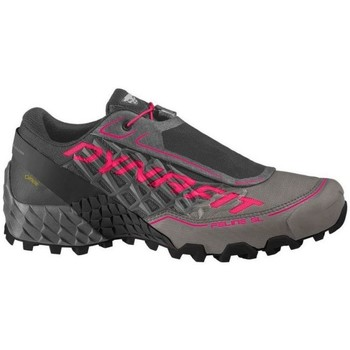Zapatos Mujer Running / trail Dynafit FELINE SL GTX GRIS FUCSIA MUJER 08-0000064057 7805 GRIS FUCSIA