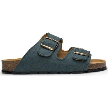 Zapatos Zuecos (Mules) Nae Vegan Shoes Darco_Green Verde