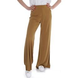 textil Mujer Pantalones fluidos Bsb 045-211009 Verde