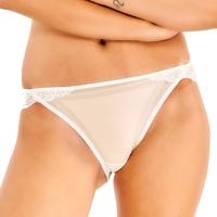 Ropa interior Mujer Culote y bragas Selene Braguita 3091 Pack 2 Blanco
