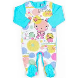 textil Niños Pijama Yatsi Pelele Bebe Azul