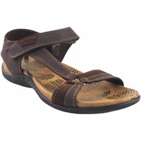 Zapatos Hombre Sandalias Bitesta Sandalia caballero  21s 1303b marron Marrón