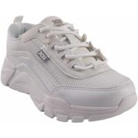 Zapatos Niña Multideporte Xti Zapato niña  57605 blanco Plata