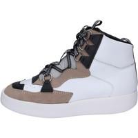 Zapatos Mujer Zapatillas altas My Grey Mer BJ745 Blanco