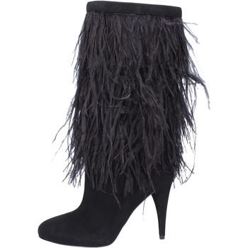 Zapatos Mujer Botas urbanas MICHAEL Michael Kors BJ760 Negro