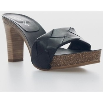 Zapatos Mujer Zuecos (Mules) Penelope 6017 Noir