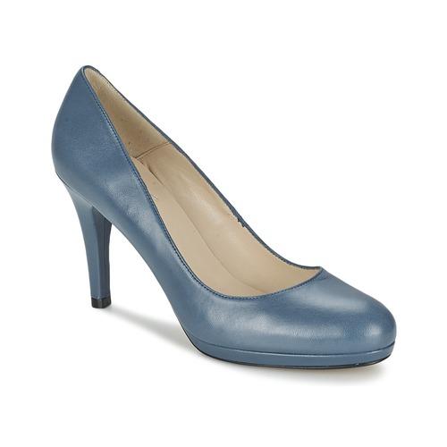 Zapatos Mujer Zapatos de tacón Betty London NEGRIT Azul