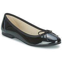 Zapatos Mujer Bailarinas-manoletinas Betty London VROLA Negro