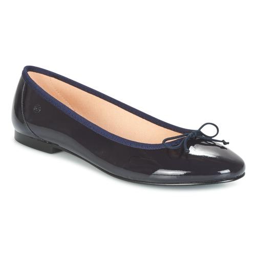 Zapatos Mujer Bailarinas-manoletinas Betty London VROLA Marino