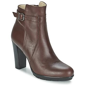 Zapatos Mujer Botines Betty London ARIZONA Marrón