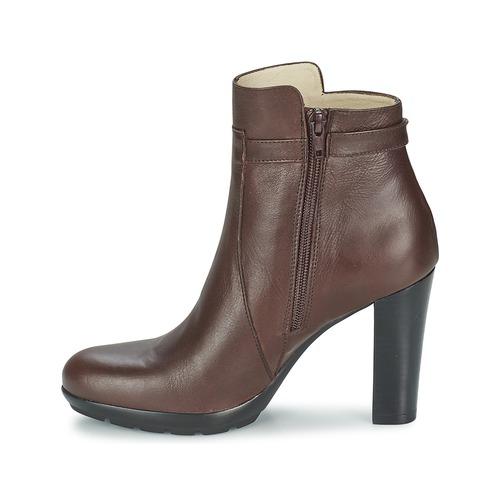 Zapatos Mujer Botines Marrón Arizona Betty London BrCoexdW