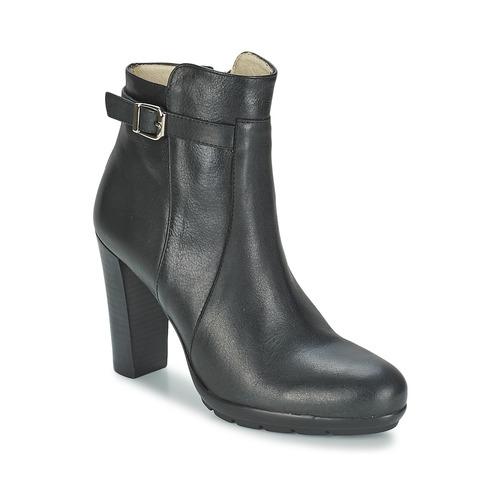 Zapatos de mujer baratos zapatos de mujer Zapatos especiales Betty London ARIZONA Negro