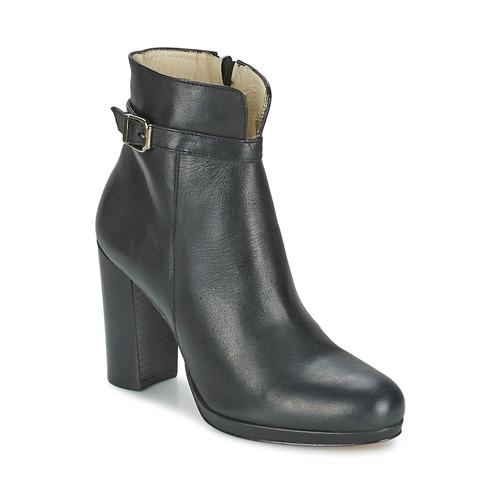Casual salvaje Zapatos especiales Betty London GRAZI Negro