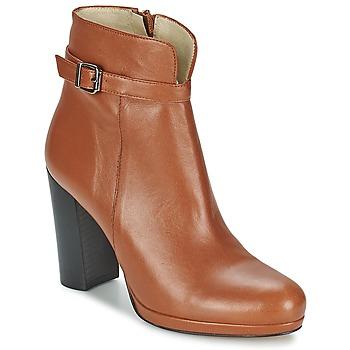 Zapatos Mujer Botines Betty London GRAZI Camel