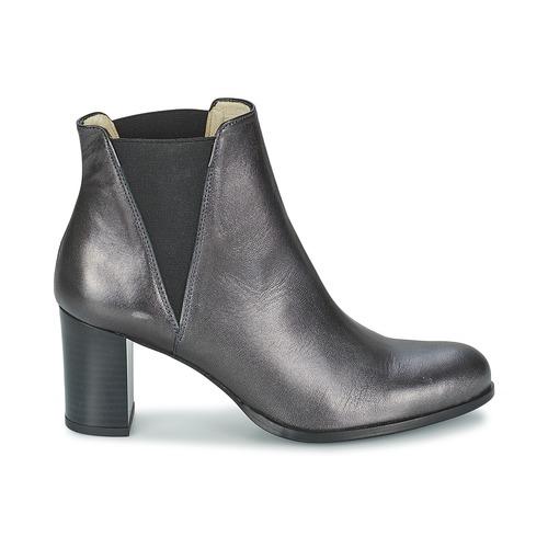 Gris Betty Galaxa Botines Zapatos London Mujer PZuOiXk