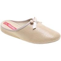 Zapatos Mujer Pantuflas Norteñas 28664.10 NOR BEIG