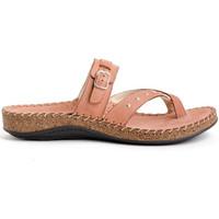Zapatos Mujer Sandalias Walk & Fly 3861-22200 Rosa