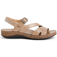 Zapatos Mujer Sandalias Walk & Fly 3861-35580 Beige
