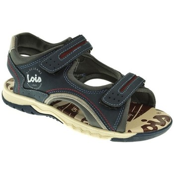 Zapatos Niño Sandalias de deporte Lois SANDALIA NIÑO  MARINO Azul