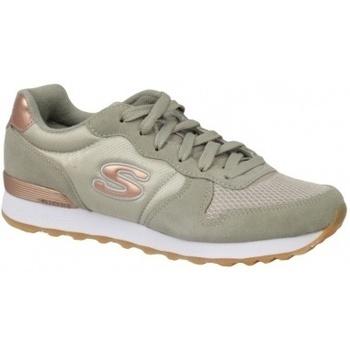 Zapatos Mujer Zapatillas bajas Skechers OG 85 beige