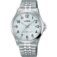 Relojes & Joyas Hombre Relojes analógicos Lorus RS975CX9, Quartz, 38mm, 10ATM Plata