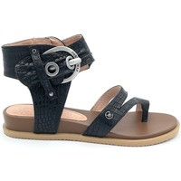 Zapatos Mujer Sandalias Chattawak Nu-Pieds 11-RUDY NOIR Negro