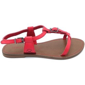 Zapatos Mujer Sandalias Chattawak Sandale 11-ZHOE Rouge Rojo