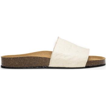 Zapatos Chanclas Nae Vegan Shoes Bay_White Blanco