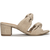 Zapatos Mujer Zuecos (Mules) Nae Vegan Shoes Jackie_Beige Beige