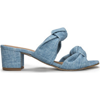 Zapatos Mujer Zuecos (Mules) Nae Vegan Shoes Jackie_Blue Azul