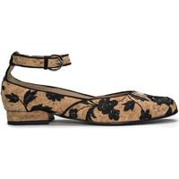 Zapatos Mujer Bailarinas-manoletinas Nae Vegan Shoes Leen_Brown Marrón