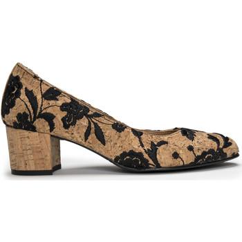 Zapatos Mujer Zapatos de tacón Nae Vegan Shoes Lina_Brown Marrón