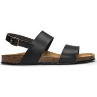 Zapatos Sandalias Nae Vegan Shoes Zander_Black Negro