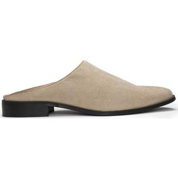 Zapatos Mujer Zuecos (Clogs) Nae Vegan Shoes Zoe_Beige Beige
