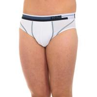 Ropa interior Hombre Braguitas DIM Pack-2 Slips Sport Blanco