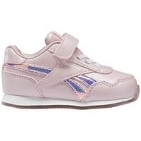 Zapatos Niña Zapatillas bajas Reebok Sport Royal CL Jogger Rosa