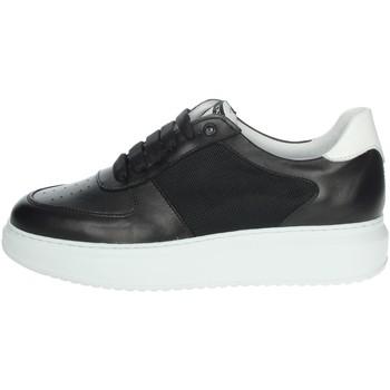 Zapatos Hombre Zapatillas altas Exton 956 Negro