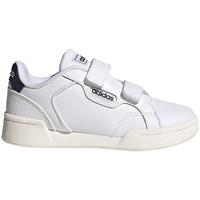 Zapatos Niños Zapatillas bajas adidas Originals ROGUERA DEPORTIVO BLANCO AZUL Blanco