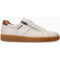 Zapatos Hombre Zapatillas bajas Mephisto HENRIK Blanco