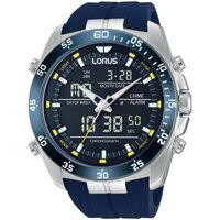 Relojes & Joyas Hombre Relojes analógicos Lorus RW617AX9, Quartz, 46mm, 10ATM Plata