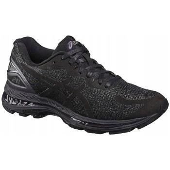 Zapatos Mujer Zapatillas bajas Asics Gelnimbus 20 Negros, Grafito