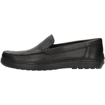 Zapatos Hombre Mocasín Notton 807 Negro