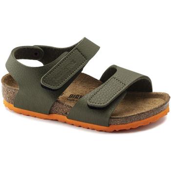 Zapatos Niños Sandalias Birkenstock ZAPATO  MILANO KIDS BF DESERT SOIL Verde