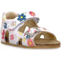 Zapatos Niño Sandalias Naturino FALCOTTO 0N01 BEA WHITE Bianco