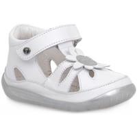 Zapatos Niño Sandalias Naturino FALCOTTO 1N02 ORINDA WHITE Bianco