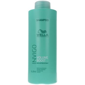 Belleza Champú Wella Invigo Volume Boost Shampoo  1000 ml